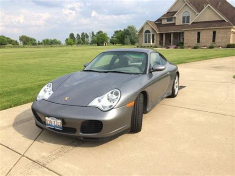 This 2003 porsche 911 carrera c4s 2dr features a 3.6l flat 6 cylinder 6cyl gasoline engine. Purchase used 2003 Porsche 911 Carrera 4S AWD - 40K Miles - Excellent Condition in Naperville ...