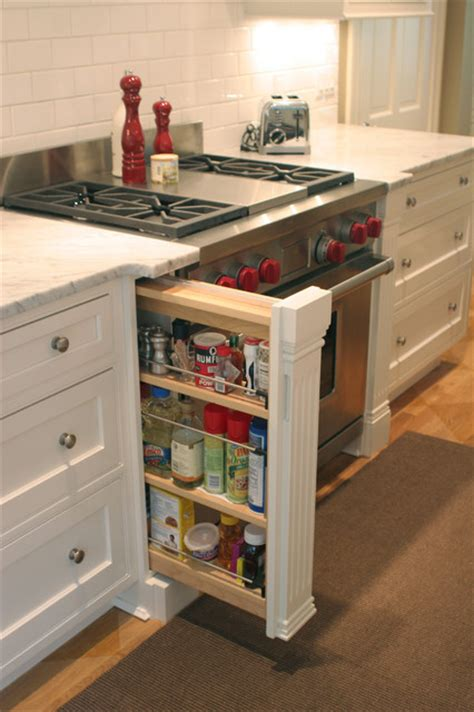 Spice Rack Wilkinsons by Classically Modern Kitchen Traditional Kitchen