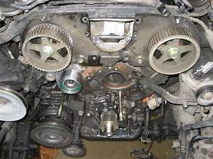 2nd Gen 3vze Engine  R U Thinking Of Doing Timing Belt
