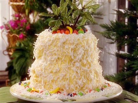tropical island banana cake recipe sandra lee food network