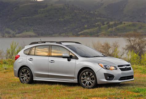 The 2021 subaru impreza comes as a roomy compact sedan or compact hatchback. 2012 Subaru Impreza officially introduced