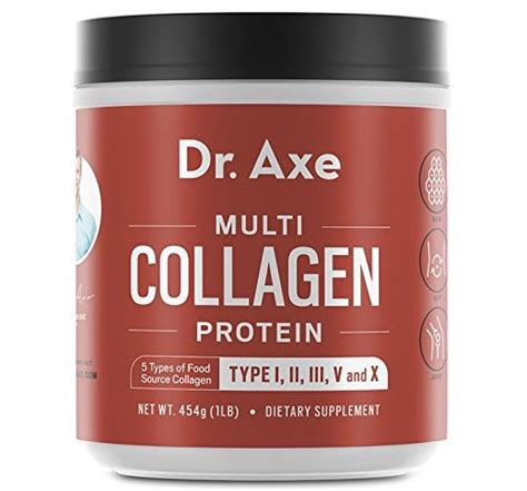 Top 10 Best Collagen Peptide Supplements Reviewed in 2019
