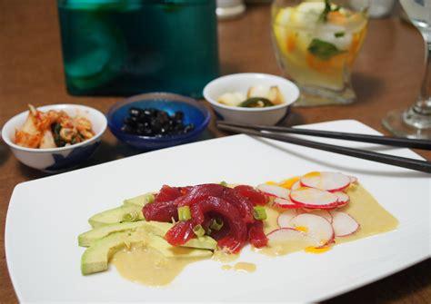 tartare cuisine style tuna tartare why i food