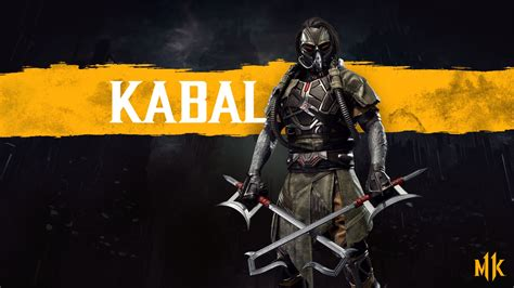 Mortal Kombat 11 Will See Kabal Officially Joining The Roster