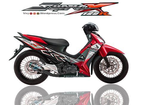 Modifikasi Motor Supra X 125 by Kumpulan Modif Jok Motor Supra 125 Terupdate Botol