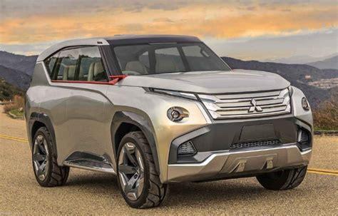 Mitsubishi Montero 2020 by 2020 Mitsubishi Montero Sport Usa Price Release Date
