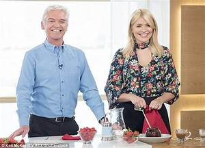 This Morning's Phillip Schofield signs a new ITV £2million ...