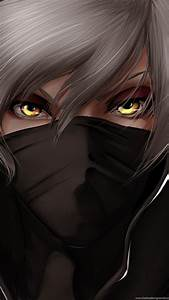 Download, Wallpapers, 1920x1080, Anime, Face, Hair, Mask, Full, Hd, 1080p, Desktop, Background
