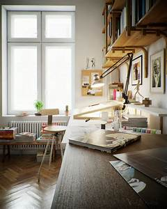 Beautiful Home Offices & Workspaces