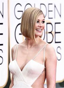 Rosamund Pike 2015 GGA 5 SAWFIRST Hot Celebrity Pictures