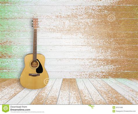 guitar   room background royalty  stock