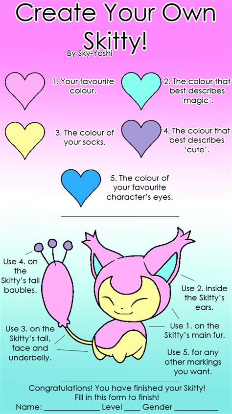 How To Make Your Own Meme - create your own skitty meme by kaitkat123 on deviantart