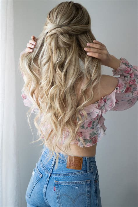 3 Easy Summer Hairstyles for 2019