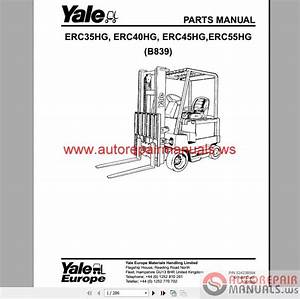 Free Auto Repair Manual   Yale Forklift Full Set Pdf