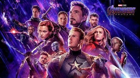 heres  list    avengers   final battle
