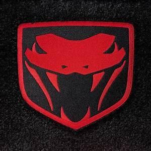 Dodge Viper Logo Floor Mats - PartCatalog.com