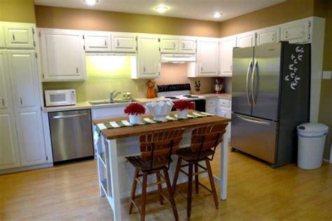 remodelaholic  ikea kitchen island