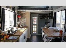 A Dwell Magazine tiny house in the city Boneyard Studios