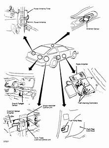 1991 Nissan 300zx Fuse Box Diagram