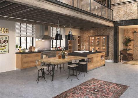 cuisine ouverte ilot prix d un ilot central de cuisine cuisine en image