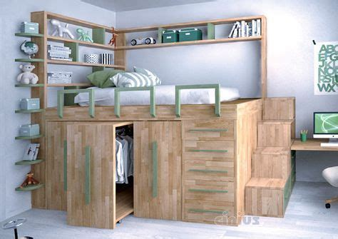 camere da letto con scrivania letto impero con carrelli estraibili e scrivania