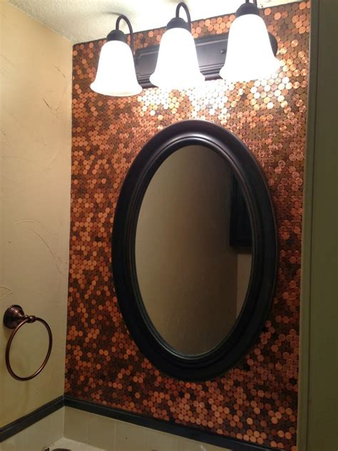 diy golden penny decor ideas    love