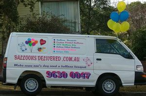 balloons delivered  northmead sydney nsw party