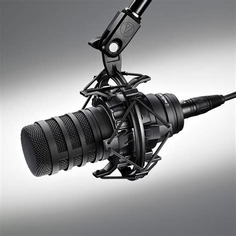 BP40 broadcast mic by Audio-Technica now shipping
