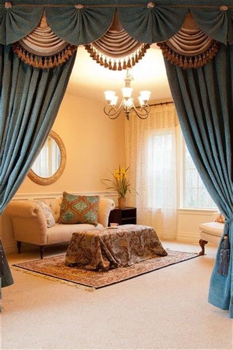 drapes and valance ideas celuce blue salon swag valances curtain drapes 100