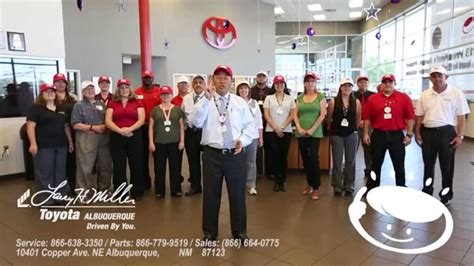 Larry Miller Toyota Albuquerque by Toyota Dealership Larry H Miller Toyota Albuquerque