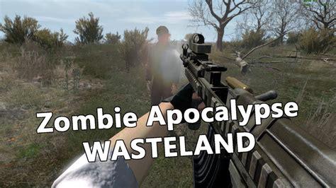 apocalypse zombie wasteland 1080p
