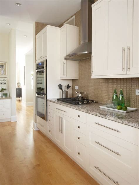 galley kitchen island kitchens that maximize small footprints wall ovens 1160