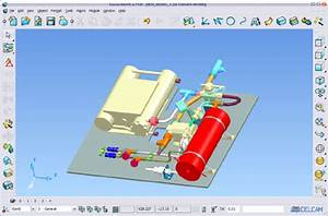 Free CAD Package To Import And View SolidWorks CATIA PRO