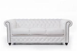 Chesterfield Sofa Weiss : white chesterfield sofa 12 year warranty ~ Eleganceandgraceweddings.com Haus und Dekorationen