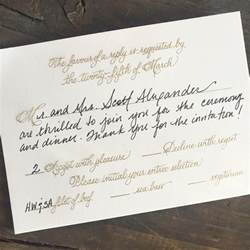 blush and gold wedding invitations how to properly fill out an rsvp card wedding