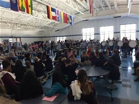 ra jones visits boone boone county high school