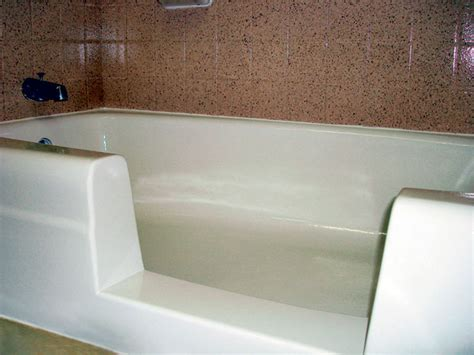 the elderly can regain independence with walk through tub