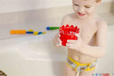Toddler Tub For Shower Stall by Snow Tub Bath Time Activity Busy Toddler