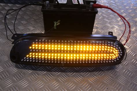 supra led tail lights ver 1 car shop glow toyota supra jza80 custom led tail