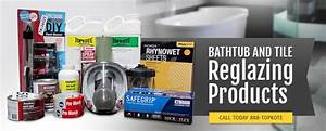 Bathtub Refinishing Products