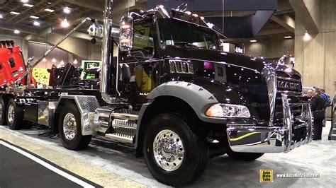 mack granite gu  truck  mack mp