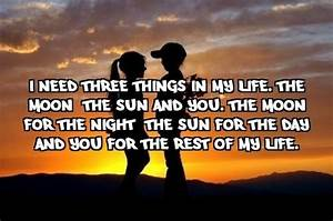20 I Need You In My Life Quotes and Sayings Gallery ...