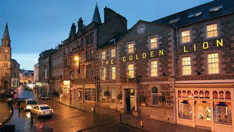 The Golden Lion Hotel, Stirling Scotland
