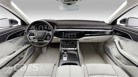 audi a8 interior 2018 audi a8 revealed as audi targets the mercedes s class