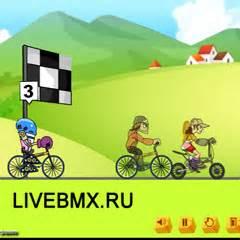 Гонки на Bmx  Speed Demon Bmx Racing