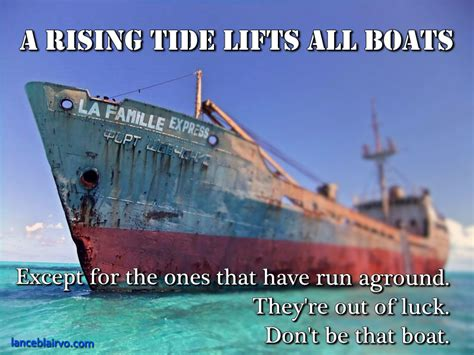 A Rising Tide Lifts All Boats Me by The Voice Community Is Special A Rising Tide Does