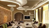 ceiling design ideas 40 Latest gypsum board false ceiling designs with LED ...