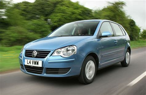 volkswagen polo iv  car review honest john