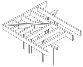 framing an overhang on a roof google search framing