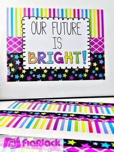 1000 images about NEON Classroom Theme on Pinterest